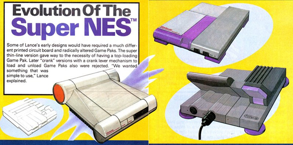 SNES prototypes