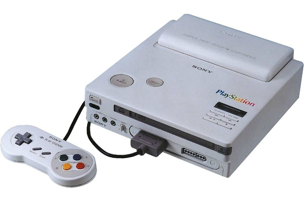 Play Station prtotype